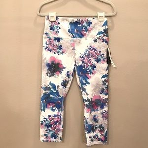 NWT RBX Floral Leggings
